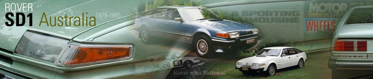 Rover SD1 Australia